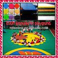 Neueste design kinder tunnelrutsche Spielplätze für kunststoff garten fl-j-0323-1
