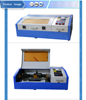 CE FDA supported mini CO2 Laser engraving machine 40W FL-K40D