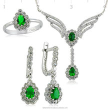 Silver925 Jewellery Set with Chain