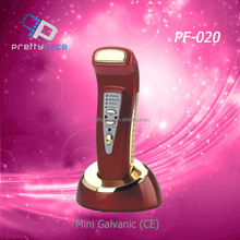 Hot selling galvanic spa home use galvanic facial machine