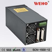 CE WEHO High voltage power supply 12v 24v 36v 48v 1500w 125A