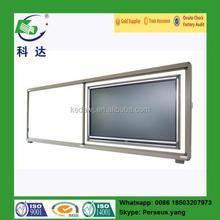 300*450 450*600 600*900 900*1200 900*1800mm School supply Sliding magnetic white board