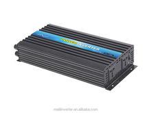 Factory Direct Selling CE RoSH SGS GMC IP30 Approved 1500W Inverters DC 12V to AC 100V 110V 120V Pure Sine Wave Inverters