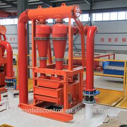 oilfield casing prices customized desander oilfield valve