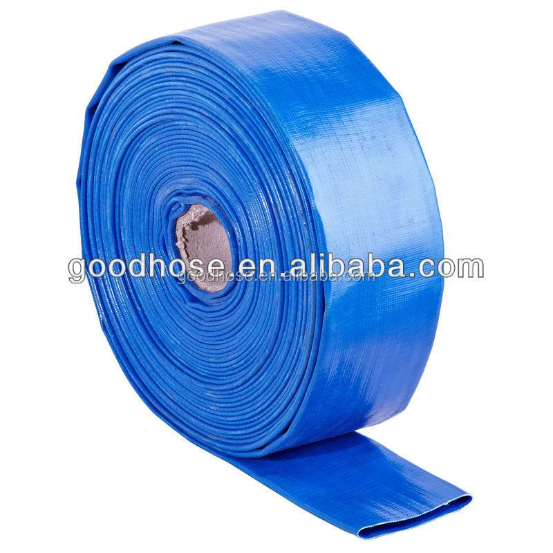 Manguera de agua / alta presión / PVC