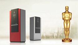 3 years warranty en14511 220v~240v EVI heating/cooling heat pump