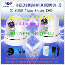3G GSM Video Camera Security Alarm With Video Calling Function