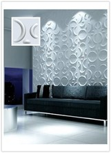 Modern design elegant home decor 3D wall panel decoration for home