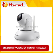 Wifi IP Pan Tilt Zoom PTZ Smart Home Security CCTV Camera HD P2P 720P Baby Monitor Low Cost Camera