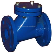 Por encargo de gran presión de piezas de la válvula