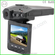 car dvr loop video recording camera best sell car dvr f198 * 6 IR lights dvr car