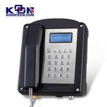 Good Price Mining Explosion Proof Intrinsically Safe Telephone