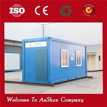 prefab modified shipping sea neopor accommodation 20ft container