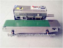 hot sale manual bag sealing machine/bag sealer