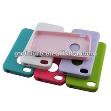 Silicon costom Design TPU monochrome phone cases for iPhone 5