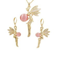 Opal Jewelry 18k Plated Gold, Wholesale Indian Jewellery Fashion