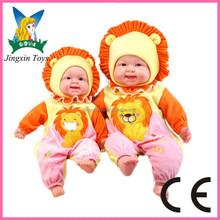 newest manufacturer pink dress mini reborn soft silicone baby dolls