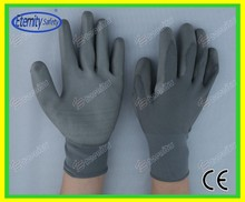 Size:s/m/l/xl/xxl for choose gloves Thoughtful good service concept safety glove