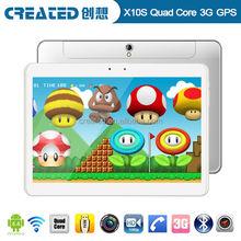 "Quad core 1.2GHz 10"" GPS navigation android 4.2 tablet pc"