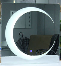 Hot Sale New Style High Bright modern furniture IP44 Light Mirror With Touch Switch