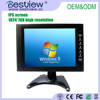 china supply high resolution 1024*768 10 inch touch screen monitor for Police car