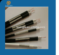 China cable factory high quality 8544200000 hs code for cable 75Ohm RG59 cable coaxial wire