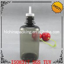 hard pet 30ml plastic bottles for perfume new product