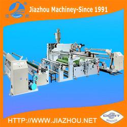 Full Automatically PP EVA PE Plastic Granule Extrusion Melting Plastic Film Processing Machine in China