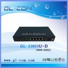 EPON GEPON GPON Gateway ONT OLT ONU CPE With Catv function MDU
