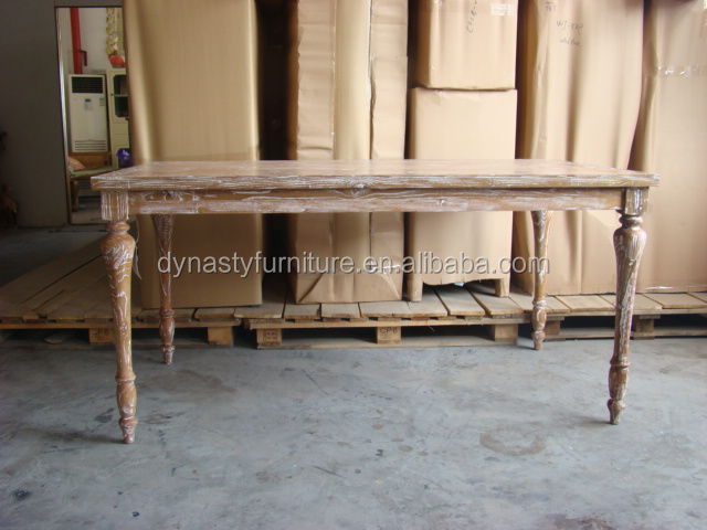 wholesale restaurant furniture reclaimed wood dining table
