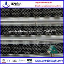 astm a500 tuberia galvanizada circular de acero para construcciones