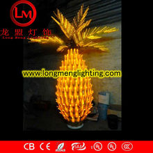 decorative pineapple tree simulation tree lights,holidays lights,high quality CE ROSH Approve lights