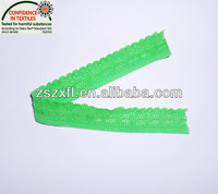 High quality and fashionable colored knit elastic