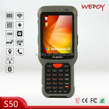 Waterproof and dustproof android OS mini rfid reader with good price