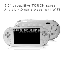 HD Video Android 4.1 wifi game player quran mp5 with high quality