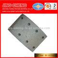 Oem manufactuer, partes de automóviles, material de fricción de freno forro del zapato 2308-354620