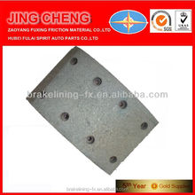 OEM manufactuer,auto parts, friction material brake shoe lining 2308-354620
