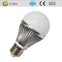 Warm white motion sensor led bulb light daylight