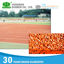 Wholesale rubber running track polyurethane synthetic surfac