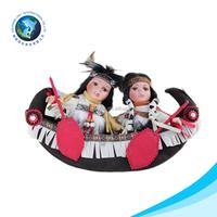 Porcelain Crafts Decoration Ceramic Doll