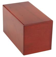 Exportados <span class=keywords><strong>funeral</strong></span> suministro venta al por mayor de madera maciza de cremación urna