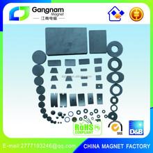 F50*50*10 Grade 3 Ferrite Magnet Block