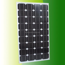 Bluesun TUV CE ISO UL fully listed top grade cell mono solar pv module 100wp