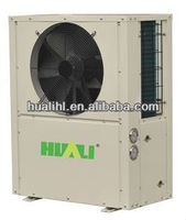 Air Source Heat Pumps For Swimming Pool Use 21 Kw