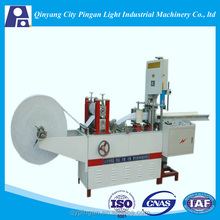 China paper factory produce economic napkin machine with converting