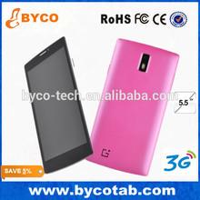 5.5 pulgadas de pantalla android4.4 teléfono 3g 1900 venta celulares de de estados unidos