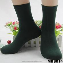 leasure 100% cotton business man socks