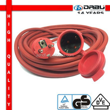 VDE IP44 Extension Cord With Cable Wire