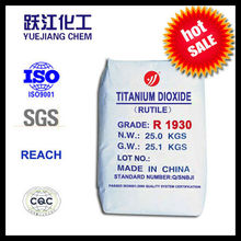 Chemical Industry pigment for making paint, TiO2, Titanium dioxide (Rutile)