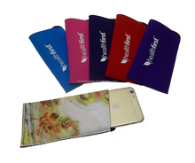 Quality design mobile phone pouch bag case
